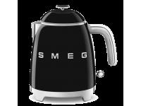 Мини-чайник электрический, объем 0,8 л, Черный Smeg KLF05BLEU