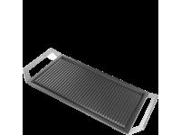 Универсальный чугунный гриль SMEG GRIDDLE