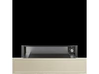 Подогреватель посуды, 60 см, Кремовый Smeg CPR715P