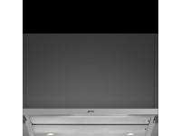 Встраиваемая вытяжка, 90 см, Нержавеющая сталь Smeg KSET900HXE
