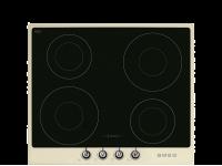 Индукционная варочная панель, 60 см, Кремовый Smeg SI964PM