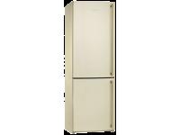 Отдельностоящий холодильник, 60 см, Кремовый Smeg FA860PS