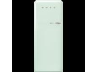 Отдельностоящий однодверный холодильник, стиль 50-х годов, 60 см, Зеленый Smeg FAB28LPG3