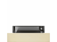 Подогреватель посуды, 60 см, Кремовый Smeg CPR815P