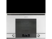 Встраиваемая микроволновая печь, 60 см, Белый Smeg MP122B1
