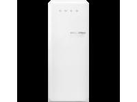 Отдельностоящий однодверный холодильник, стиль 50-х годов, 60 см, Белый Smeg FAB28LWH3