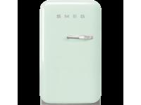 Отдельностоящий минибар,, Цвет лайма Smeg FAB5LPG3, стиль 50-х гг.