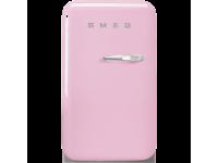 Отдельностоящий минибар, Розовый Smeg FAB5LPK3, стиль 50-х гг.