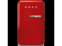 Отдельностоящий минибар, Красный Smeg FAB5LRD3, стиль 50-х гг.