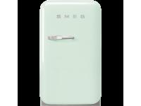 Отдельностоящий минибар, Зеленый Smeg FAB5RPG3, стиль 50-х гг.