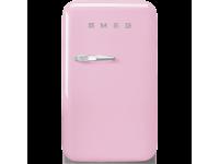 Отдельностоящий минибар, Розовый Smeg FAB5RPK3, стиль 50-х гг.