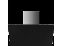 Вытяжка настенная, 90 см, Чёрный Smeg KICV90BL