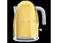 Чайник электрический, объем 1,7 л, Золотой Smeg KLF03GOEU