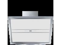 Вытяжка настенная, 90 см, Белый Smeg KCV9BE2