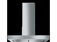 Вытяжка настенная, 90 см, Нержавеющая сталь Smeg K90XE