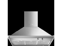 Вытяжка настенная, 90 см, Нержавеющая сталь Smeg KD90HXE
