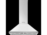Вытяжка настенная, 90 см, Белый Smeg KPF9WH