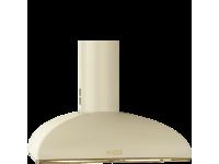 Вытяжка настенная, 90 см, Кремовый Smeg KS89PE