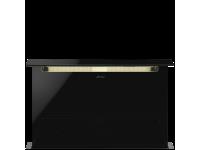 Вытяжка, встраиваемая в столешницу, 90 см, Чёрный Smeg KSDD90VN-2