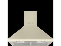 Вытяжка настенная, 60 см, Кремовый Smeg KSED65PE