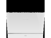 Вытяжка настенная, 80 см, Белый Smeg KV28B