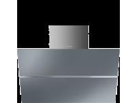Вытяжка настенная, 80 см, Серебристый Smeg KCV80SE2