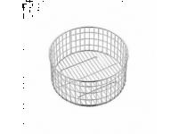 Корзина для чаши круглая для стальных моек Smeg DB37