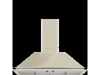 Вытяжка настенная, 110 см, Кремовый Smeg KT110PE