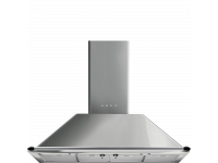 Вытяжка настенная, 110 см, Нержавеющая сталь Smeg KTR110XE