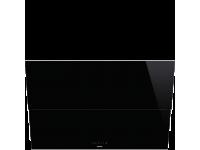 Вытяжка настенная, 90 см, Чёрный Smeg KSVV90NX