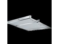 Встраиваемая вытяжка, 60 см, Серебристый Smeg KSET61E2