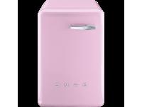 Отдельностоящая стиральная машина, 60 см, Розовый Smeg LBB14PK-2