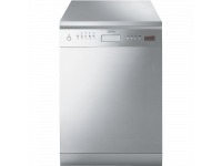 Отдельностоящая посудомоечная машина, 60 см, Нержавеющая сталь Smeg LP364XS