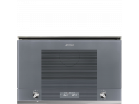Встраиваемая микроволновая печь, 60 см, Серебристый Smeg MP122S1