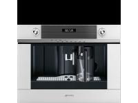 Автоматическая кофемашина, 60 см, Белый Smeg CMS4101B