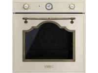 Многофункциональный духовой шкаф, 60 см, Кремовый Smeg SF700PO
