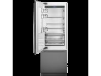 Встраиваемый холодильник, 74 см, Нержавеющая сталь Smeg RI76LSI