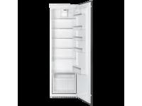 Встраиваемый однодверный холодильник без морозильного отделения, Белый Smeg S7323LFEP1