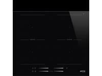 Индукционная варочная панель, 60 см, Чёрный Smeg SI2M7643D
