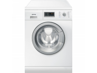 Отдельностоящая стиральная машина с сушкой, 60 см, Белый Smeg LSF147E