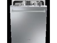 Встраиваемая посудомоечная машина, 60 см, Серебристый Smeg STX13OL