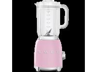 Стационарный блендер, объем кувшина 1,5л, Розовый Smeg BLF01PKEU
