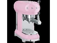 Кофемашина-эспрессо, Розовый Smeg ECF01PKEU