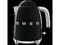 Чайник электрический, объем 1,7 л, Чёрный Smeg KLF03BLEU