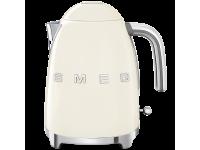 Чайник электрический, объем 1,7 л, Кремовый Smeg KLF03CREU