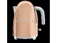 Чайник электрический, объем 1,7 л, Розовое золото Smeg KLF03RGEU