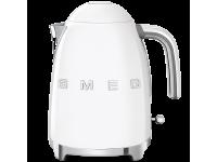 Чайник электрический, объем 1,7 л, Белый Smeg KLF03WHEU