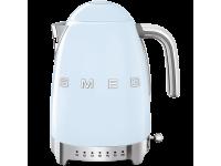 Чайник электрический с регулируемой температурой, Голубой Smeg KLF04PBEU