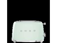 Тостер на 2 ломтика, Зеленый Smeg TSF01PGEU