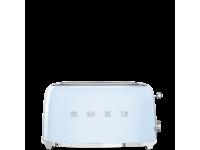Тостер на 4 ломтика, Голубой Smeg TSF02PBEU
